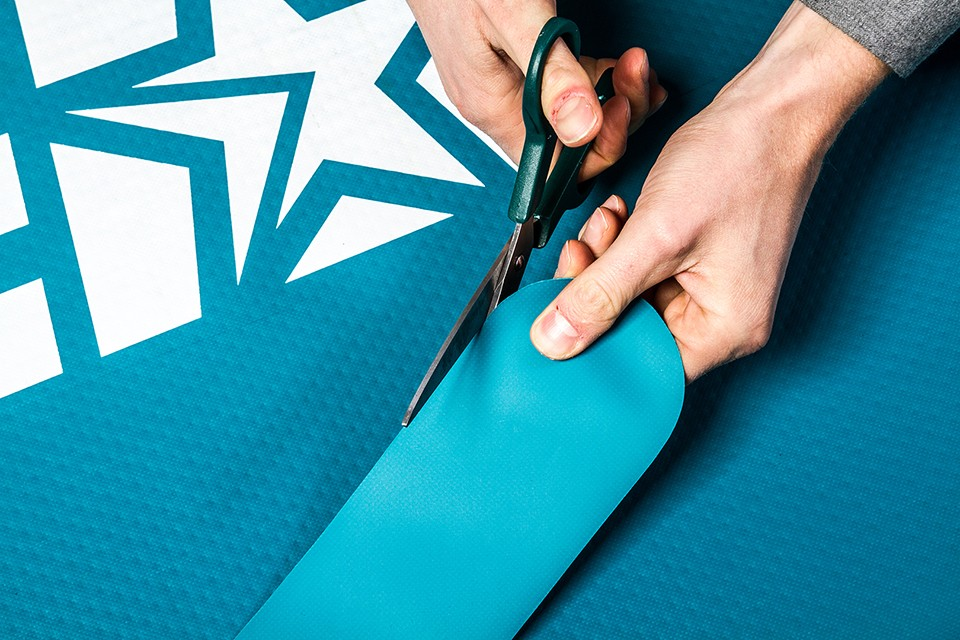 How to: Fix a Punctured Inflatable Sup Board