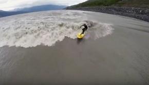 Tidle wave Alaska