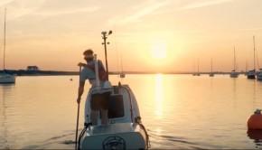 Chris Bertish Chasing the sun Paddle World