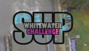SUP whitewater challenge world