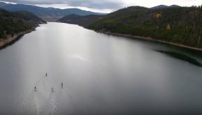 lake Dillon Colorado SUP world