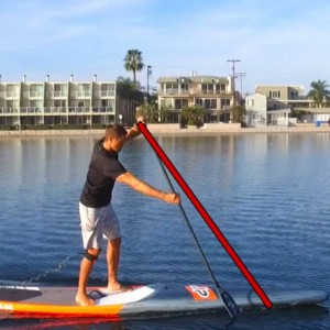 how to forward stroke SUP World