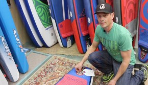 how to pack an inflatable SUP
