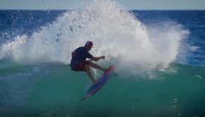 Hawaiian waterman Zane Schweitzer SUP World