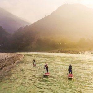 India Gange SUP world