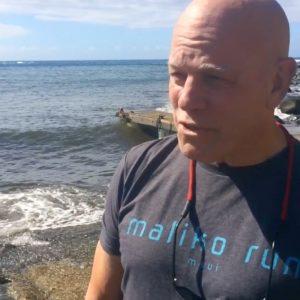 Maliko Run Maui Hawaii downwind SUP world