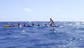 Downwind XXL SUP World
