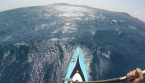 loutsa downwind SUP world