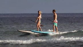 JP Australia hybrid SUP World