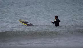 Drone Foil Surf Lymans Sup World Mag