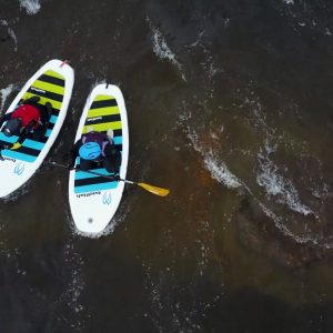 surfing in Bend, Oregon SUP world