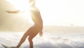 Kai Foil Surfing in San Sebastian, Spain!