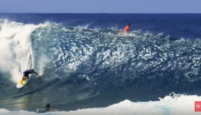 A surfer and a scientist teamed up to create the perfect wave
