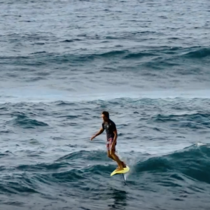 Kai Lenny Is Bringing the Hydrofoil (and Surfing) To New Heights - The Inertia