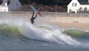 EPIC Foil session with GONG Surfboards!