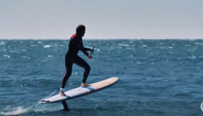 SUP Hydrofoil for Beginners
