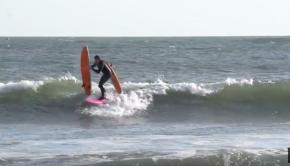 TRIPLE SURF BOARD TRANSFER