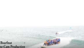 Surf City Epic Big Board Ride