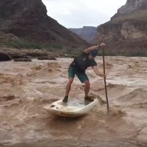 White Water River Stand Up Paddleboarding Compilation!