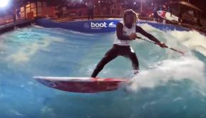 Düsseldorf SUP Wave Masters 2017