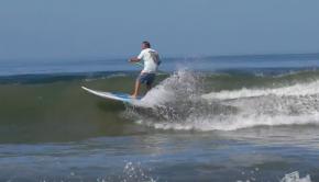 Surfing in Playa Grande Costa Rica - Surfers Paradise