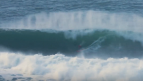 Kai Lenny at Nelscott Reef - 2018 Ride of the Year Award Entry - WSL Big Wave Awards