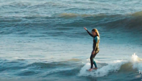 Surfing Longboards in Ventura, California | Facing Waves