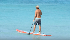 How to SUP Surf - The Basics
