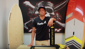 Foil Surfing 101 with Kai Lenny, Part 1: Basic knowledge