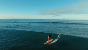 Blue Planet Surf - How to SUP Foil Surf