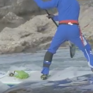 Winter SUP Episode 2 - Forggensee & Lech