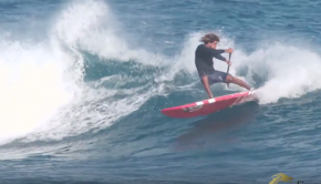 AIRTON COZZOLINO & INTERNATIONAL Team - Paddle Board Surfing in Maui, Hawaii