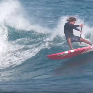 AIRTON COZZOLINO & INTERNATIONAL Team - Paddle Board Surfing in Maui, Hawaii