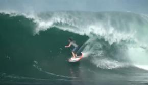 SUP Surfing Sessions Keahi de Aboitiz @ Indonesia Part 1