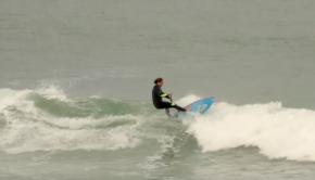 SUP Surfing Shakira Westdorp