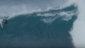 Airs Barrels and Carnage at Jaws