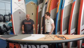 Reviewing the JP Hybrid SUP 2018