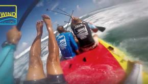 Giant Sup Surf @ Punta las Marias Puerto Rico