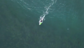 Surfing on the Wide Aquatic Series