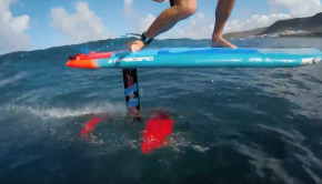 Addicted to Flight: Benoit Carpentier - SUP FOILING
