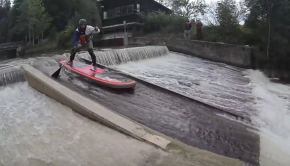 Whitewater SUP Germany