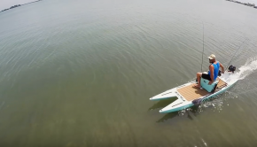 Motorized LIVE Watersports Paddle Board