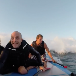 GoPro: Jamie O'Brien Supsquatch Team - Hawaii