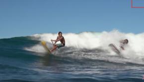 Kitesurfing and SUP w/ Airton Cozzolino & Kai Lenny