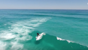 SUP in Capetown with Moritz Mauch!