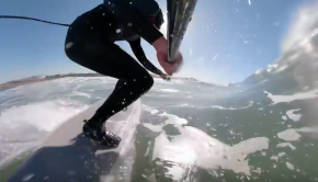 GoPro Fusion Surfing