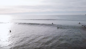 Smooth and long wave in WA!