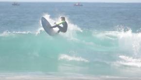SUP Surfing ╳ Brittany ╳ Hossegor - Benoit Carpentier