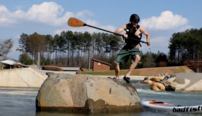Whitewater SUP: Freedom