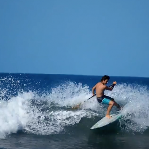 Sup Surfing - Franco Bono 2018